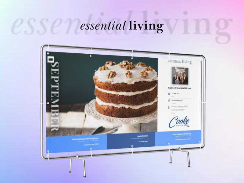 Essential Living Magazine